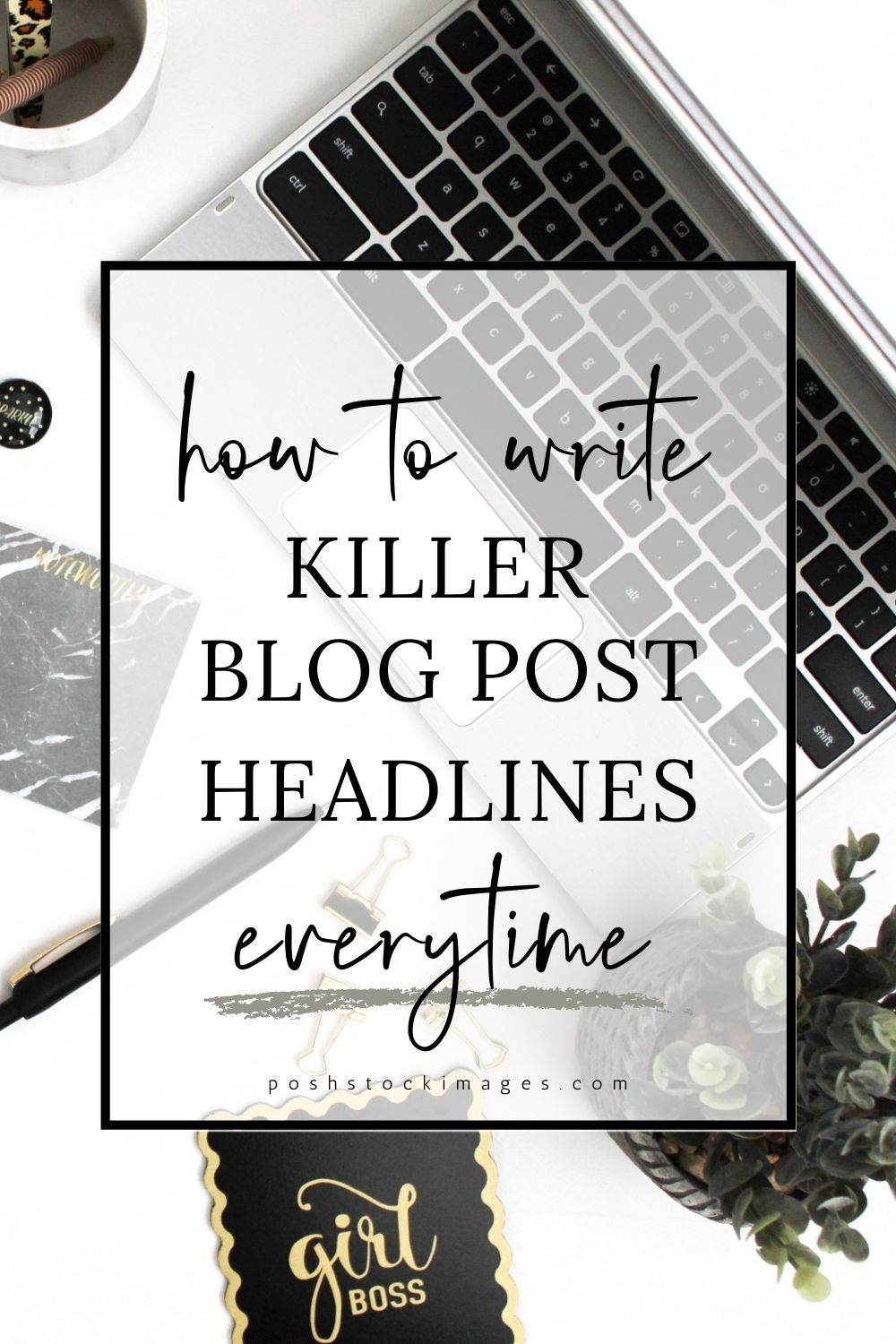 How the MonsterInsights tool will help you write killer blog post headlines every time! #bloggingtips #blogpostheadlines #headlines #monsterinsights