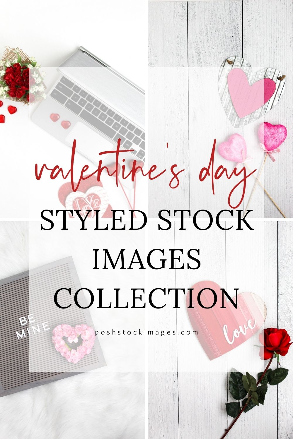 Introducing Our Valentine's Day Styled Stock Images #valentinesday #styledstockimages #stockimages #stockphotos