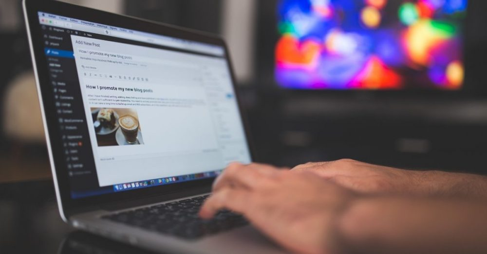 how to format a professional-looking blog post.